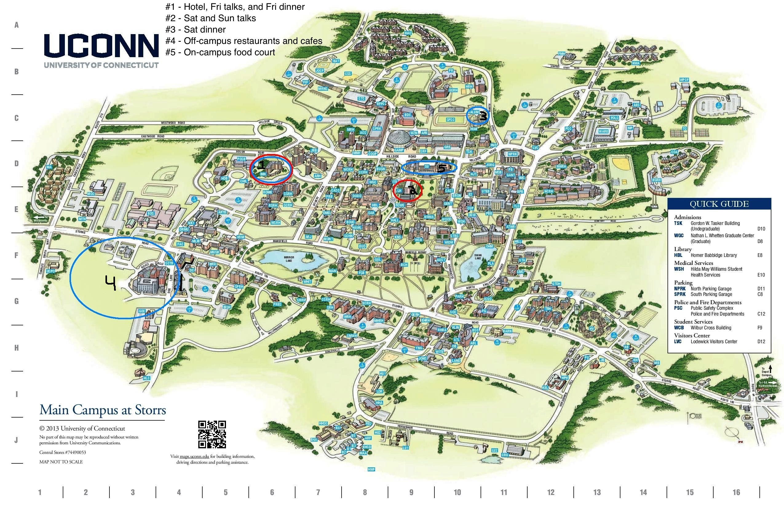 registration  uconn injustice league - check here for an annotated campus map